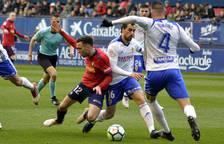 Imágenes del Osasuna 1-2 Zaragoza (II)