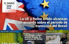 La transición del Brexit, en el Diario DN+