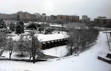 Fotos de los lectores de la nevada del 20 de marzo