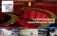 La investidura fallida de Turull, en el Diario DN+