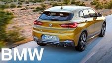 El primer BMW X2