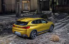 Imágenes del BMW X2
