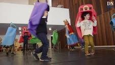 Aprendiendo a bailar un gigante