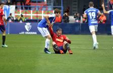 Imágenes del Osasuna 0-1 Tenerife (II)