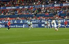 Imágenes del Osasuna 1-1 Córdoba (I)