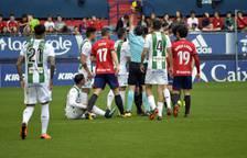 Imágenes del Osasuna 1-1 Córdoba (II)