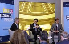 Pablo Zalba en el Aula de economía DN Capital