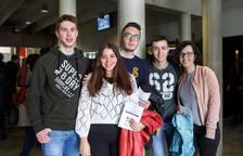 Jornada de puertas abiertas en la Universidad Pública de Navarra