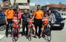 Los Juegos Deportivos de Navarra de ciclismo arrancan en Cascante