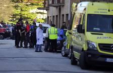 Parricidio con tres muertos en Olite