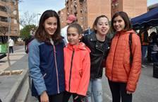 Jornada medioambiental en el barrio de Griseras de Tudela