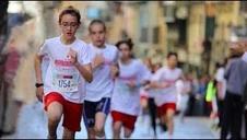 ¡Corre! - Canción 40 Aniversario del Cross Solidario José Joaquín Esparza (Colegio Irabia-Izaga)
