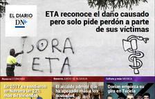 El comunicado de ETA, en el Diario DN+