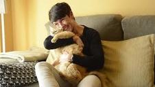 Mi mascota y yo | Itziar Areta y sus gatos Archi y Shiro