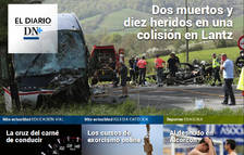 El accidente de Lantz, en el Diario DN+