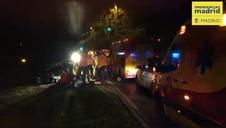 Una mujer de 47 años muere atropellada en Madrid y el conductor se da a la fuga