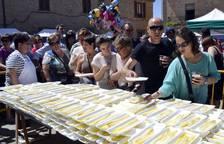 Feria del espárrago en Dicastillo