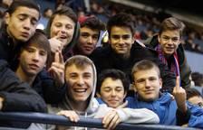 Búscate en la grada del Osasuna 2-1 Oviedo (I)