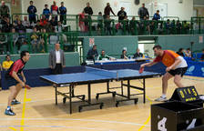 XVIII Torneo Internacional Ciudad de Pamplona de Tenis de Mesa