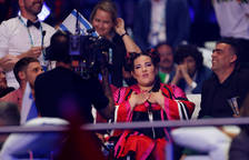 Netta Barzilai, ganadora de Eurovisión con Israel.