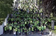 I Carrera solidaria de Adacen y Aspace Navarra
