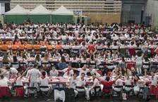 Fotos de la fiesta de la Juventud de Estella