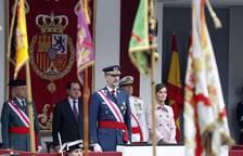 Imágenes del desfile del Día de las Fueras Armadas en Logroño