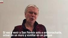 Los fotoperiodistas se suman a 'San Fermín Sí, San Fermin Bai'