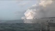 23 personas resultan heridas en Hawai tras una nueva descarga del volcán Kilauea