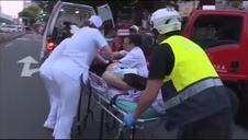 Un incendio deja varios fallecidos en un hospital de Taiwán