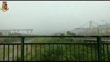 Decenas de muertos en el derrumbe de un puente en Génova