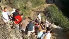 Varias vacas se escapan en el último encierro del Pilón