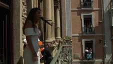 Amaia Romero abre Flamenco on Fire