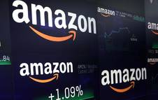 Amazon, segunda empresa de EE UU que alcanza el billón de dólares en bolsa