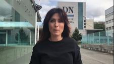 La periodista Helena Resano felicita a DN.es por sus 20 años