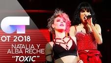Natalia y Alba Reche cantan 'Toxic'