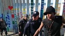 Día 3 en la caravana migrante: el muro de Tijuana