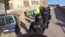 Detención cerca de Sangüesa del presunto autor de varios robos con fuerza