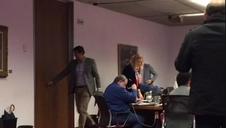 UPN y PP abandonan la Comisión de Hacienda en el Parlamento de Navarra