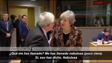 Alta tensión en el Consejo Europeo