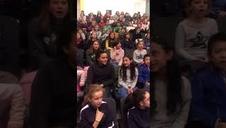 Más de 150 niños cantarán villancicos este lunes por el Casco Viejo de Pamplona