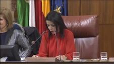 Moreno, nuevo presidente de la Junta por 59 votos a favor y 50 en contra