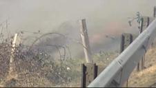 Cantabria pide ayuda a la UME para tratar de sofocar una treintena de incendios