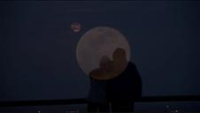 Imágenes de la superluna de nieve