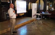 Presentación del proyecto 'Fortaleza Rojilla', a cargo de Carmelo Fernández.