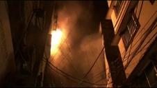 Fallecen 70 personas en un incendio en Bangladesh