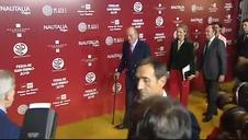 Juan Carlos I reaparece con un ojo morado