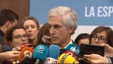 Adolfo Suárez Illana pone de manifiesto su