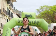 Miguel Aristu y Marta Malón se imponen en la XXX Carrera Popular Hiru-Herri