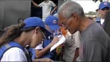 La ayuda humanitaria llega a Venezuela